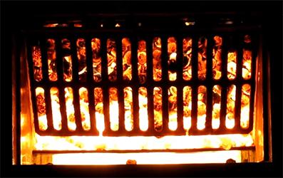 Сопло горелки пеллетного котла