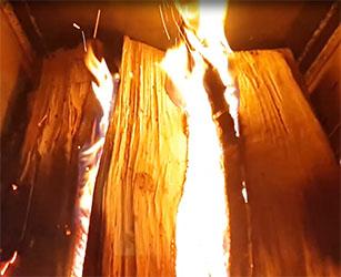 топливо в шахтном котле